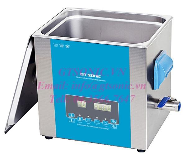 Bể rửa siêu âm 13 lít