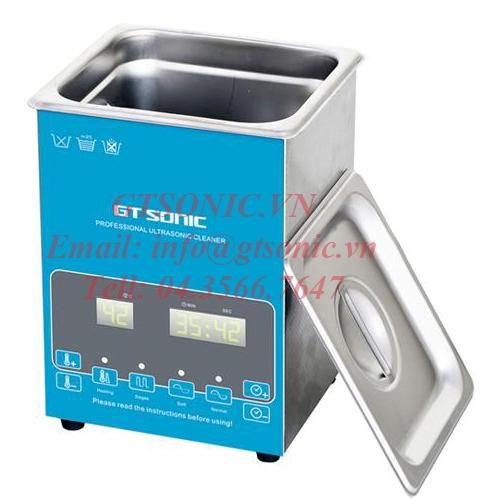 Bể rửa siêu âm 2 lít