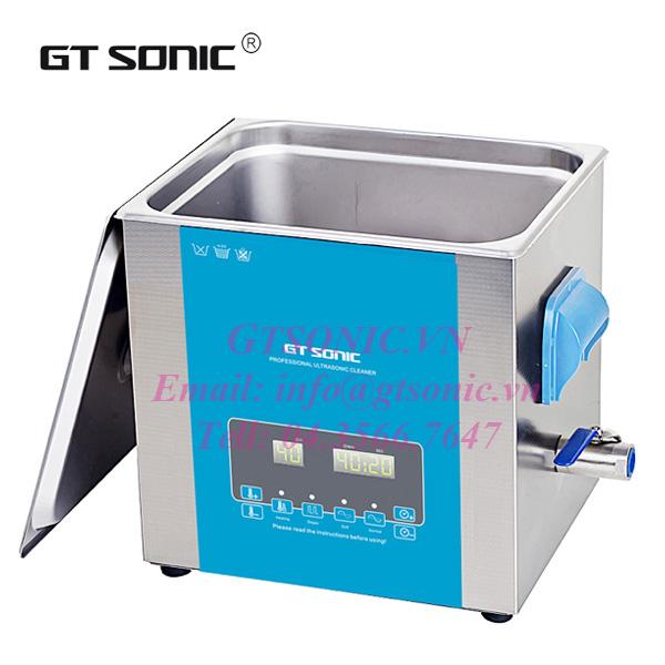 máy lắc siêu âm 9 lit đa chức nắng