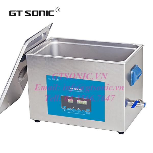 bể rửa siêu âm phòng thí nghiệm 20 lít